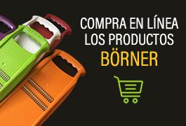 Conoce los productos Börner