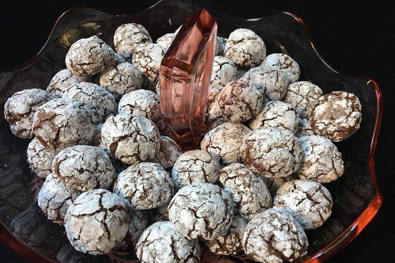 Bolitas De Chocolate y Clavo
