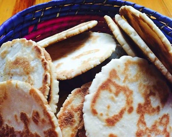 Tortillas de Harina Dulces…