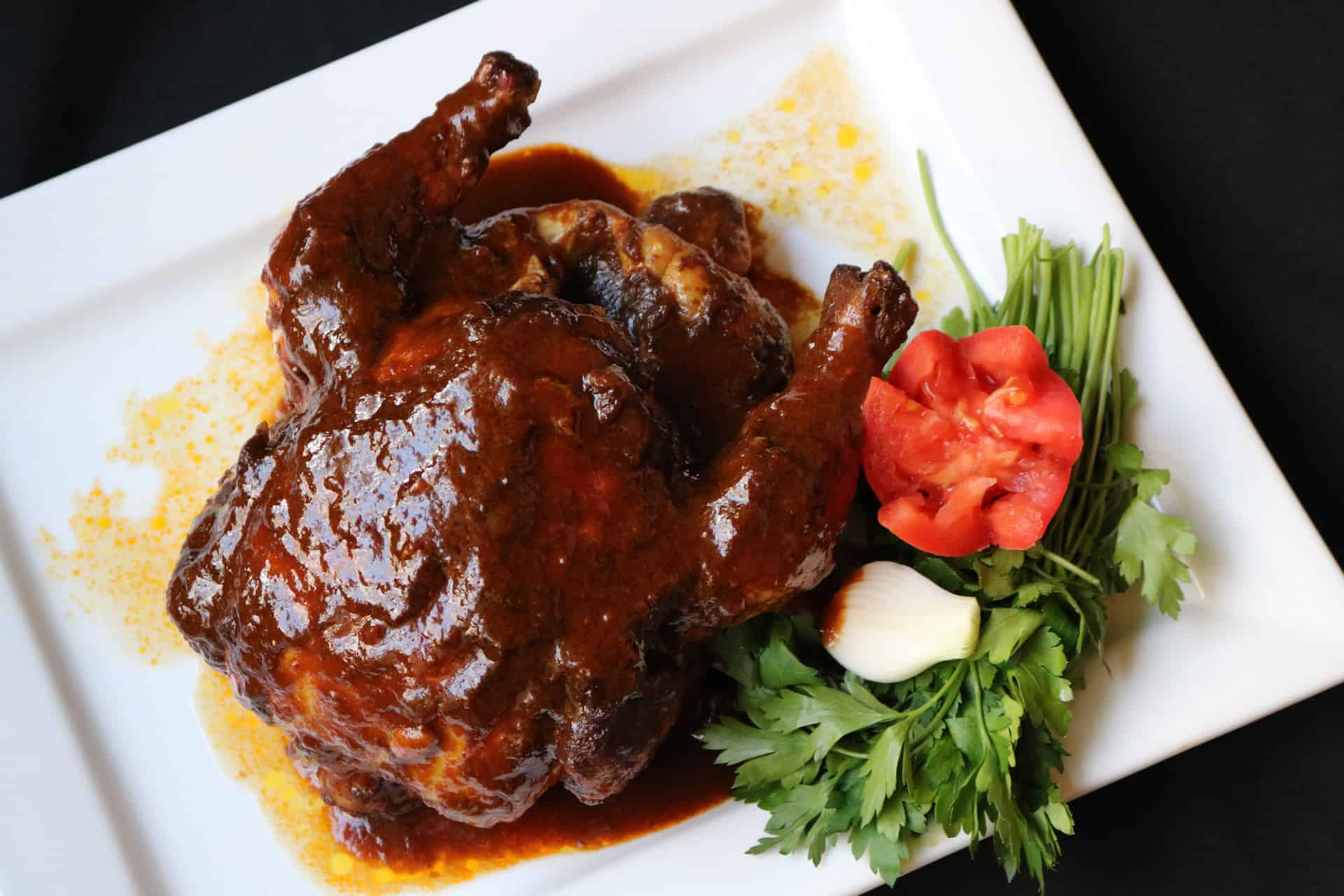 Pollo A La Inglesa…