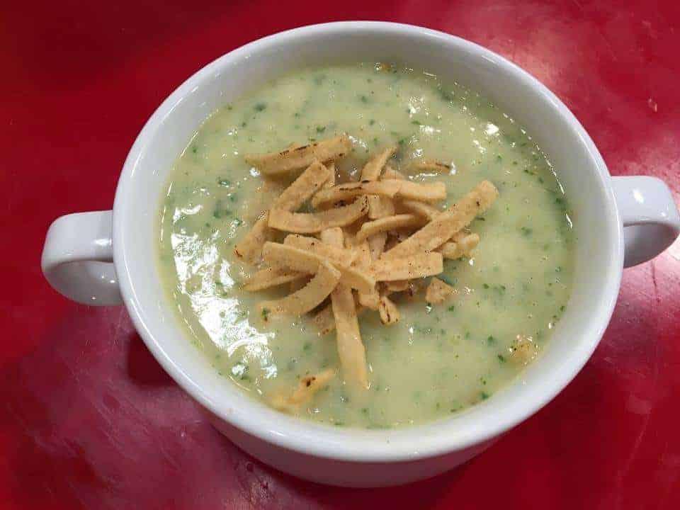 Sopa De Epazote
