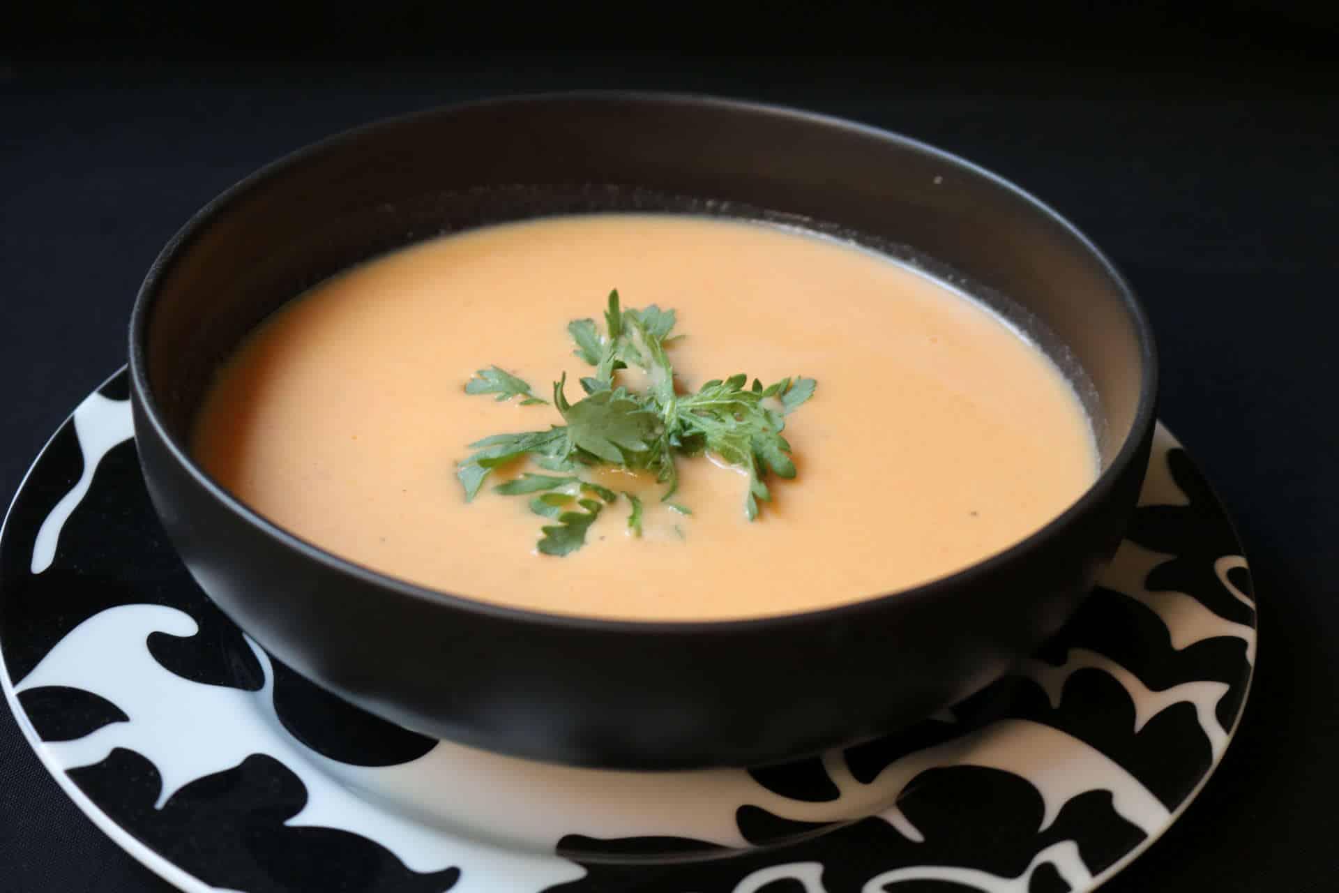 Sopa De Coliflor y…