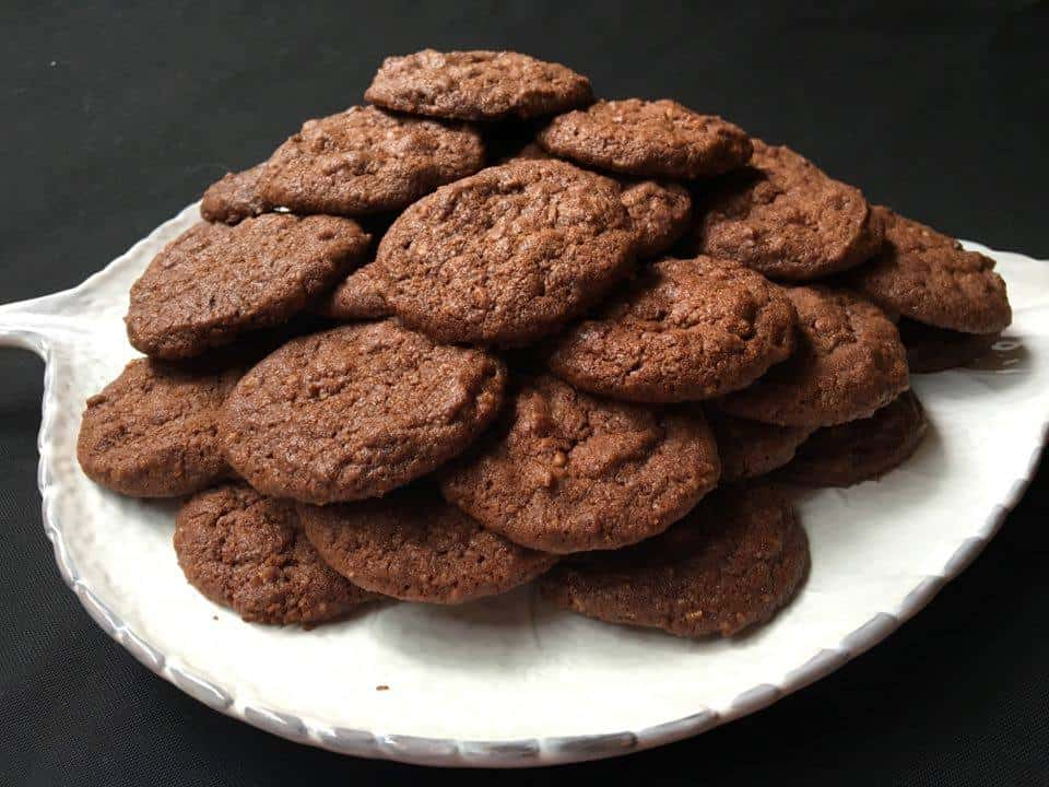 Galletas De Chocolate Chiclosas