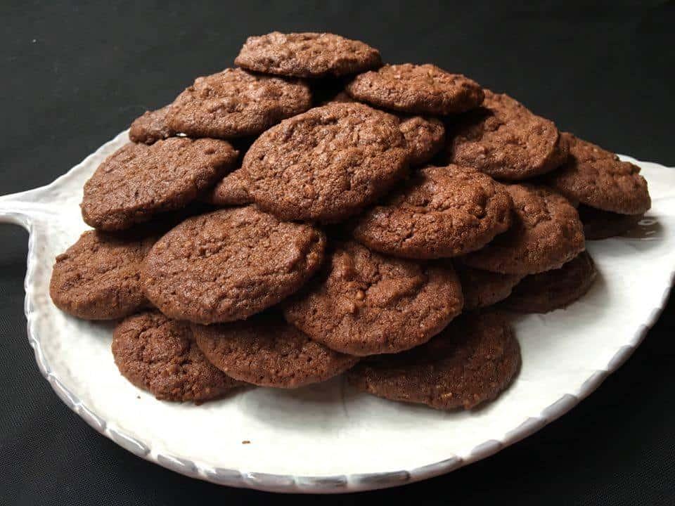 Galletas De Chocolate Chiclosas