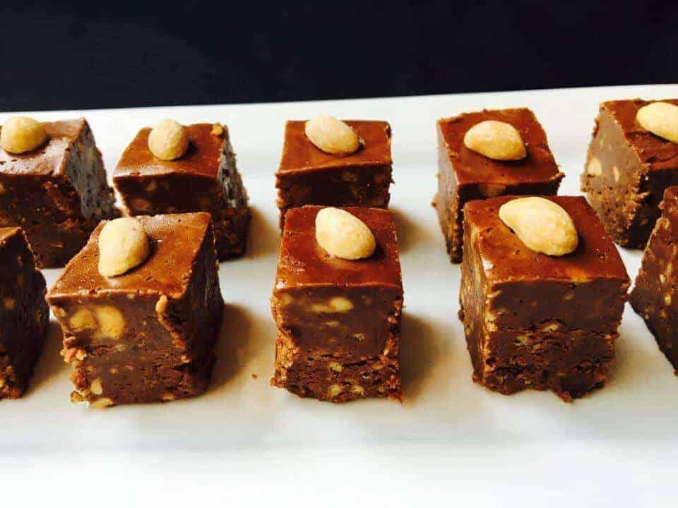 Galletas De Chocolate y Cacahuate
