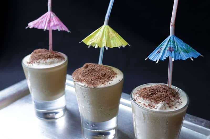 Frappuccino En Thermomix