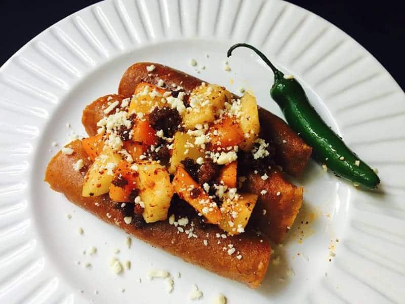 Enchiladas Caseras