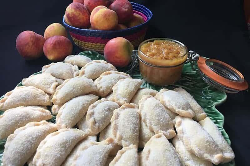 Empanadas De Durazno