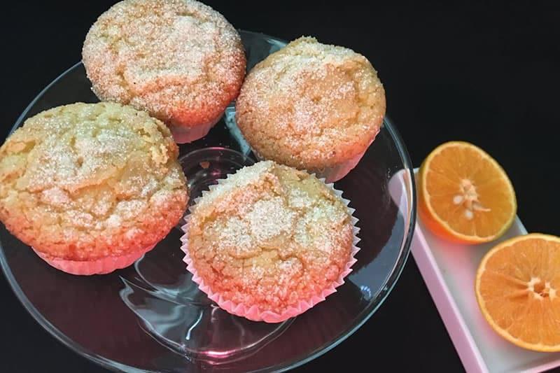 Bollitos De Naranja