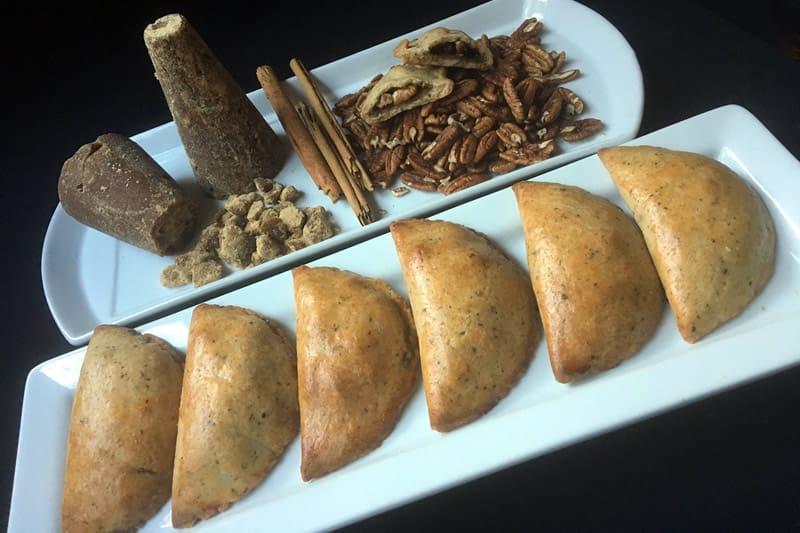 Empanadas De Nuez y…