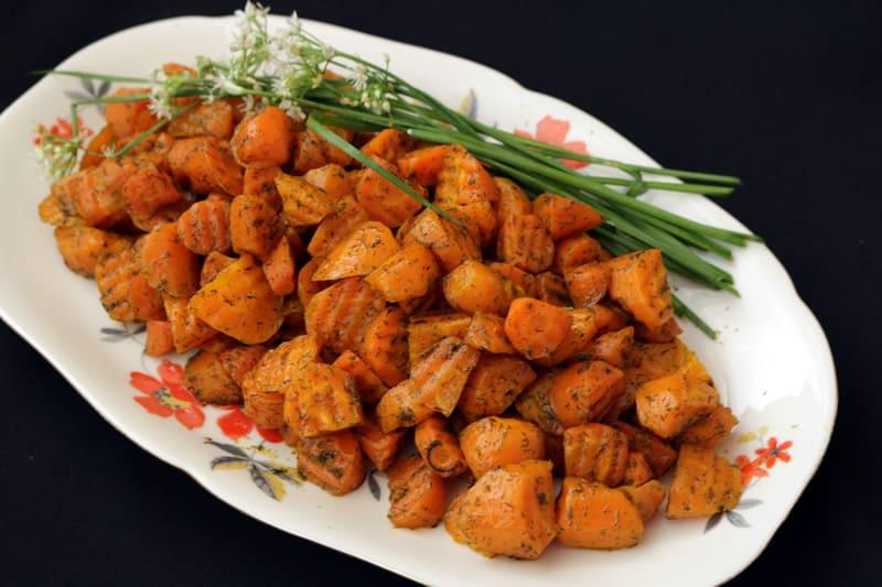 Zanahorias Con Eneldo