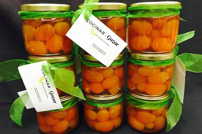 Naranjitas Conquat En Almíbar