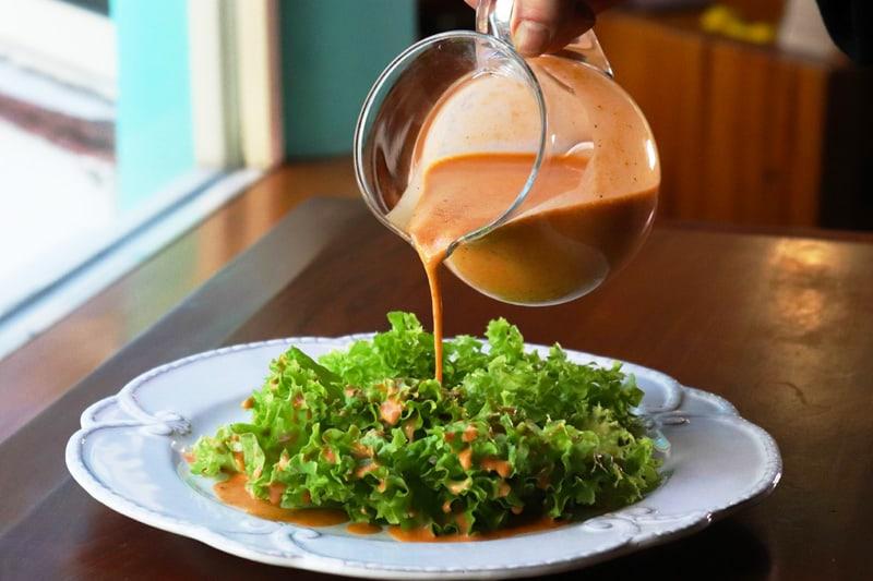 Salsa Francesa Para Ensalada