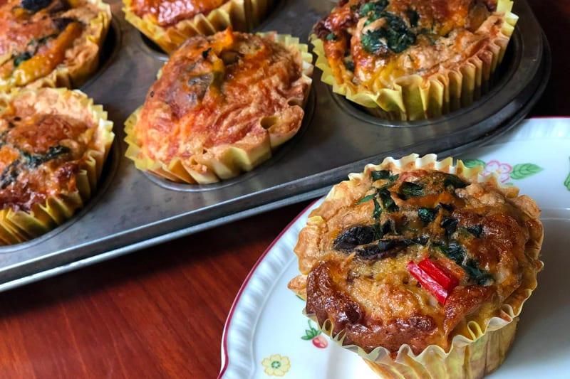Muffins De Desayuno