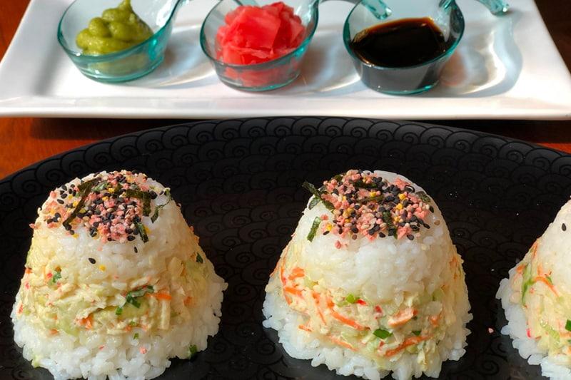 Sushi En Moldecitos