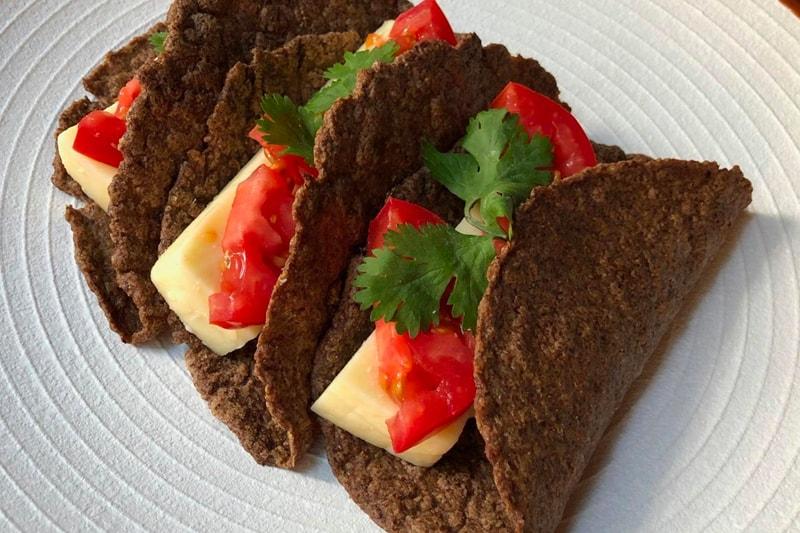 Tortillas De Linaza