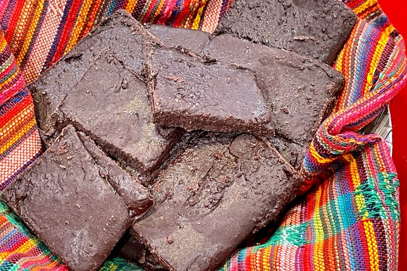Chocolate De Metate