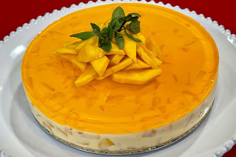 Pastel De Mango y…